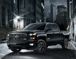 ����������� ������ Chevy Silverado Midnight ���� ������������ � ������